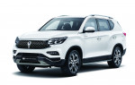 쌍용자동차 G4 Rexton White Edition