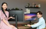 LG전자가 공간 활용도는 물론 사용자 편의성까지 대폭 강화한 '360' 모니터 시리즈를 국내 시장에 출시한다