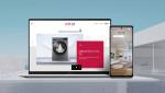 LG전자 미디어 플랫폼 LiVE LG 반응형 디자인