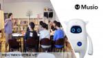 아카에이아이는 포항 TMDCS 대안학교과 인공지능(AI) 학습 로봇 '뮤지오(MUSIO)' 공급 계약을 체결했다고 밝혔다
