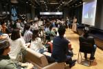 2019년 8월 진행한 임팩트 베이스캠프 10기 졸업식 현장