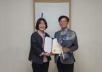 벽산엔지니어링이 2020 서울사회복지대회 후원부문 서울시장상을 수상했다