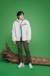 20F/W 에코 플리스 컬렉션의 대표 제품인 세이브 디 어스 플리스 재킷
