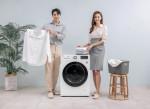 LG전자가 12kg 용량의 트롬 세탁기 씽큐를 출시한다