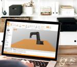 이구스 로봇 제어 온라인 툴을 이용한 로봇 설계 시뮬레이션