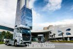 메르세데스-벤츠 트럭이 뉴 악트로스 출시 기념 '더블더블 캠페인' 특별 금융 프로모션을 선보였다