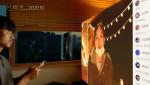 삼성전자가 김지운 감독과 협업해 제작한 8K 영화 '언택트' 공식 예고편 주요 장면