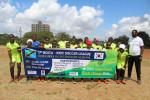 탄자니아축구협회가 인증한 최초의 중등학교 여자축구리그가 개최됐다