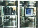 사진 왼쪽 오픈형 3D프린터와 밀폐형 3D프린터를 이용해 유해가스 성분 검사를 진행하고 있다.