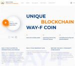 WAYF 공식 홈페이지