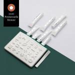 덴티스테X카림라시드 아이콘 에디션이 프린트 어워즈 2020에서 브론즈 상을 수상했다