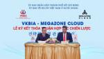메가존클라우드가 베·한 기업가 및 투자협회와 업무 협약을 체결했다