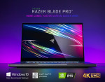 글로벌 게이밍 기어 브랜드 레이저(RAZER)가 4K UHD 해상도에서 가장 빠른 120㎐ 주사율을 지원하는 게이밍 노트북을 출시했다