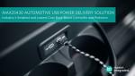 맥심이 업계 최저 비용의 최소형 오토모티브 USB PD 벅부스트 컨트롤러 MAX25430를 선보인다