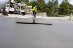 솔리디아의 새로운 애플리케이션은 시멘트의 배출을 저감하고 이산화탄소 소비를 줄임으로써 콘크리트의 탄소 발자국을 줄일 수 있다