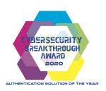 swIDch is named the winner of the Authentication Solution of the Year in the 4th annual CyberSecurit