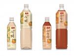 동원F&B가 배로 만든 전통 한식 음료 양반 식혜, 양반 수정과를 출시했다