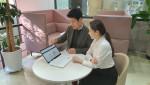 사회적 금융 온라인 대출 시스템을 이용하는 사용자들