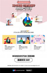 WISET의 'WOMEN@STEM' 진로데이 포스터