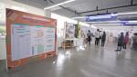 성황리에 진행되고 있는 2020서울여성공예창업대전