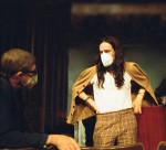 페이지 파월(Paige Powell)이 촬영한 알레산드로 미켈레와 구스 반 산트(Gus Van Sant)