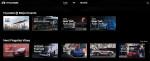 현대자동차의 멀티 채널 플랫폼 '채널 현대' 사이트 화면