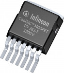 CoolSiC MOSFET 1200 V TO263-7