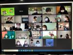 제6회 전국중고등학생 온라인 토론대회 모습