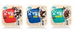 동원F&B가 바삭한 토핑 더한 식사대용 요거트 덴마크 요거밀 3종을 출시했다