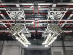 중국 자동차 연구 시험 기관에 설치된 비솔의 고속촬영용 특수조명 시스템