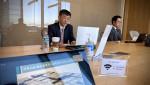 왼쪽부터 한국컴플라이언스아카데미 장대현 대표와 뷰로반다익 정남수 팀장이 웨비나에서 강연을 하고 있다