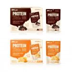 헬스&뉴트리션 전문 플랫폼 피트니스스토어의 신제품 단백질 스낵 EXLAB 프로틴바이트 초코맛, 치즈맛