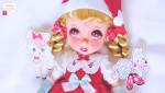 크리스마스 선물요정과 파트너 루루