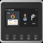 제일전기공업이 2020년 출시한 IoT 스위치. 유무선 통신 통해 각실 전력사용량 모니터링, 대기전력 자동차단, 조명 밝기 및 난방온도 조절 가능하다