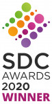 엑사그리드가 2020 SDC 어워즈서 대거 수상했다
