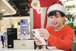 SK텔레콤이 주니어폰 갤럭시 A21s ZEM을 단독 출시한다