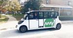 메이 모빌리티는 전체적으로 성장하고 있는 자율 주행 셔틀 차량용 장거리 서라운드 뷰 라이다 센서 공급 업체로 벨로다인 라이다를 선택했다