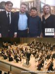 티앤비엔터테인먼트가 러시아 상트페테르부르크 스테이트심포니오케스트라와 MOU를 맺었다