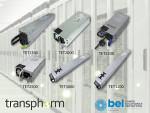 트랜스폼의 고전압 GaN 장치는 벨 파워의 AC-DC TET 시리즈 전원 공급 장치 6개에 사용되어 데이터 센터를 위한 티타늄 효율 전력 변환을 가능하게 한다