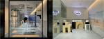 유니언워크 강남점 1층에 마련된 유니언타운 X Tripful 전시전