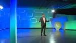"""보쉬 CES 2021 Live Webcast에서 보쉬 이사회 멤버 미하엘 볼레(Michael Bolle)는 """"보쉬는 에너지 효율 개선 및 코로나 바이러스 극복 노력을 돕는 AIoT"""