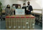 메트라이프생명 사회공헌팀이 독거어르신의 따뜻한 겨울나기를 위해 순천시장애인종합복지관에 온풍기를 지원했다