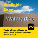 Walmart and Western Union Enter Agreement to Offer Western Union Money Transfers at Walmart