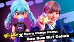 Ninjala가 신곡 'Gum Gum Girl!'과의 컬래버레이션을 진행한다