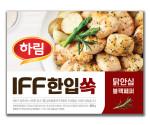 하림 IFF 한입쏙 닭안심 블랙페퍼 제품