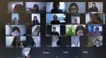 사회복지보육과 ZOOM을 통한 온라인 졸업식 개최
