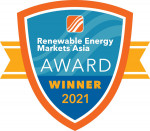 Schneider Electric recognized during Renewable Energy Markets™ Asia Awards for renewable energy lead