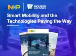 마우저-NXP가 스마트 교통 솔루션을 집중 조명한 신규 전자책을 발행했다