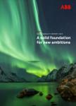 ABB 지속가능경영 보고서 2020 표지