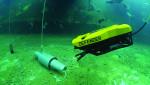 원격조종 수중로봇(ROV)인 VideoRay 디펜더는 가장 열악한 조건 하에서도 정교한 기동성을 구현하기 위해 강력한 추력을 제공하는 고밀도의 견고한 전력 분배 네트워크(PDN)를